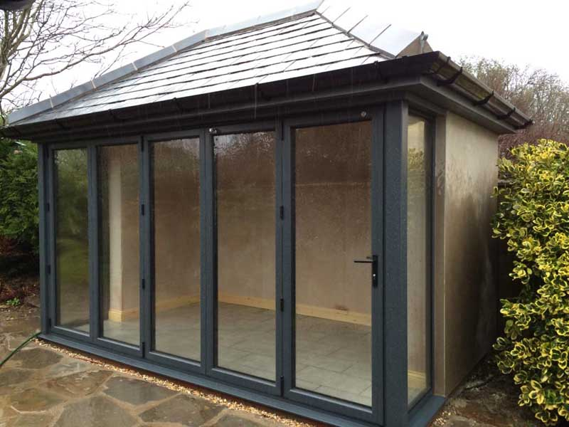 new summerhouse